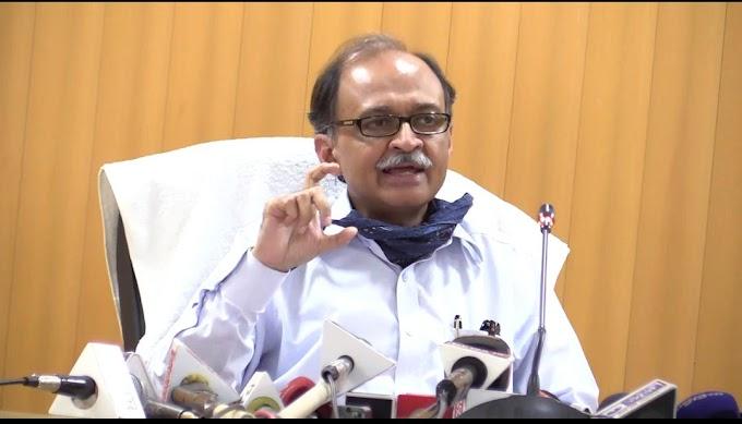 अब इतने दिनों रहना पड़ेगा क्वांरेंटाईन मुख्य सचिव उत्पल कुमार ने दी जानकारी-देखें और जानकारी भी
