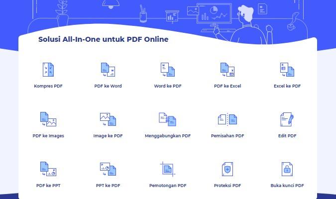 Situs Terbaik untuk Mengubah file PDF ke Word secara Online - HiPDF