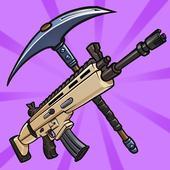 تحميل لعبة Mad GunZ - shooter & Battle Royale للأيفون والأندرويد APK