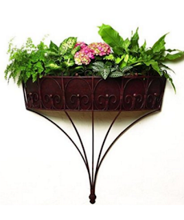42 inch Oversized Wall Mounted Planter