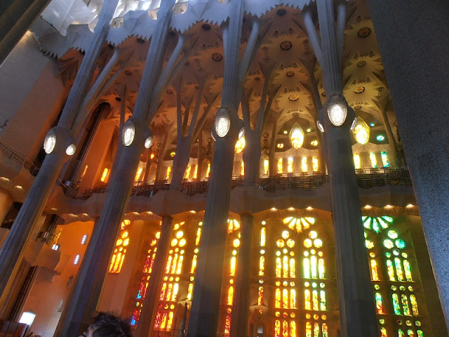 The Sagrada Familia, Barcelona