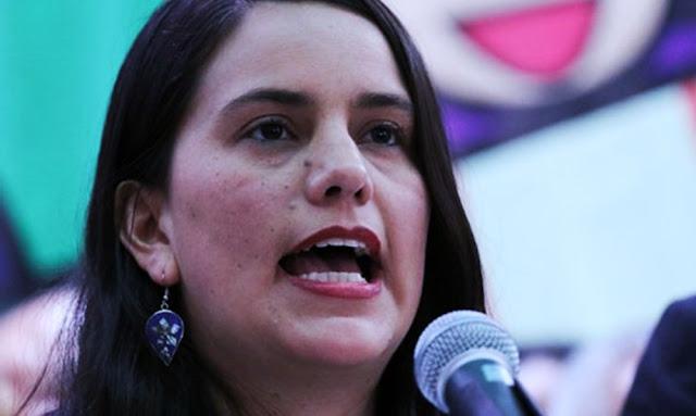 Verónika Mendoza sobre detención preliminar de PPK