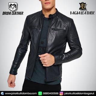 jual jaket kulit import