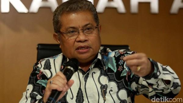 RSPAD Larang Pejabat MA Melayat Hakim Agung MD Pasaribu