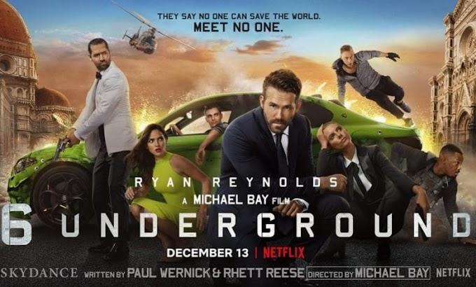 6 Underground  (2019) – Türkçe Dublaj 1080P