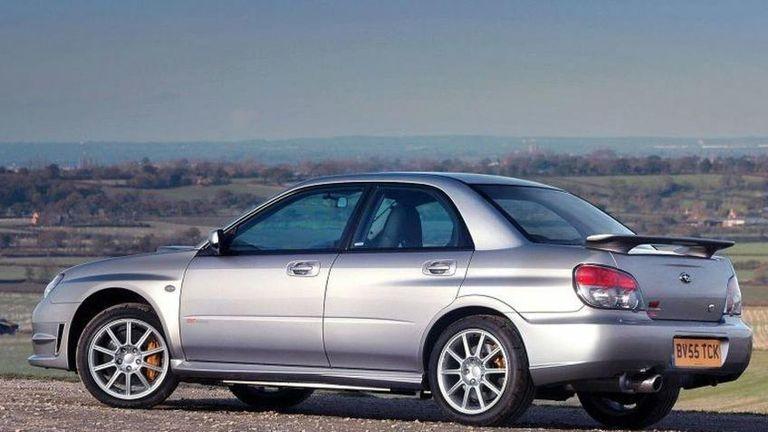 طراز Subaru Impreza WRX Spec D