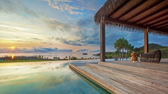 Fiji's Six Senses Luxury Eco Resort Is A Unique Slice Of Paradise