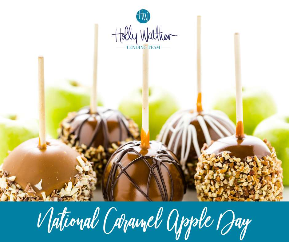 National Caramel Apple Day Wishes for Instagram