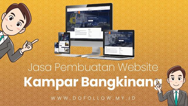 Jasa Pembuatan Website Kampar Bangkinang