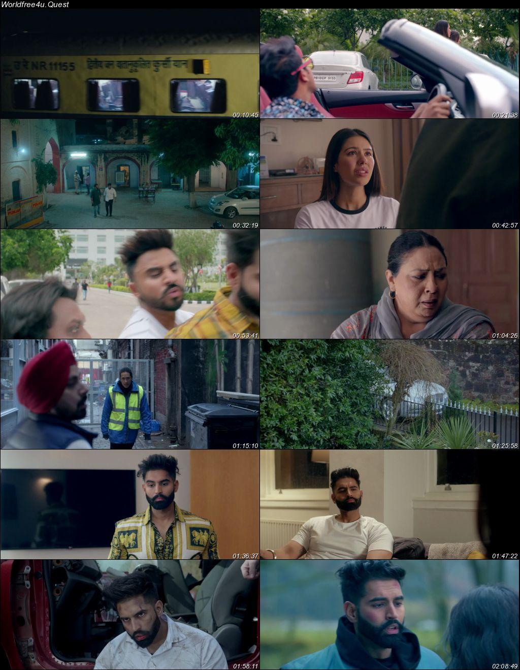 Jinde Meriye 2020 Punjabi Movie Download HDRip || 1080p || 720p || 480p