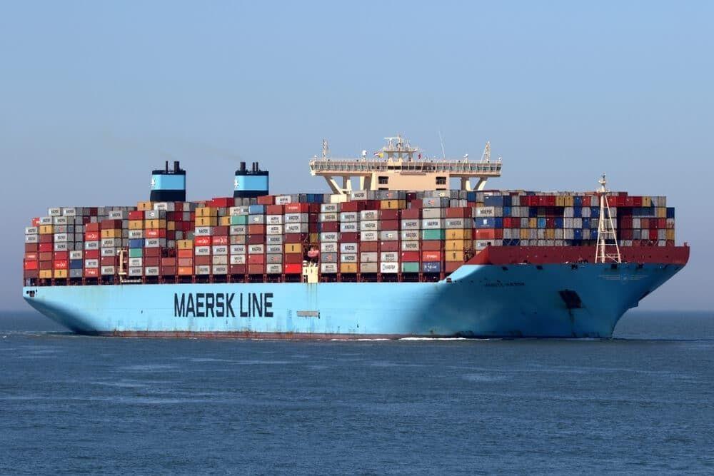 MAERSK projeta crescimento nas exportações e importações no Brasil