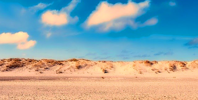 tempat wisata gumuk pasir