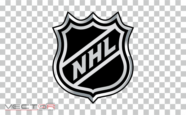 NHL (National Hockey League) (2005) 3D Logo - Download .PNG (Portable Network Graphics) Transparent Images