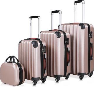 Kofferset (hardcase trolleys) Monzana