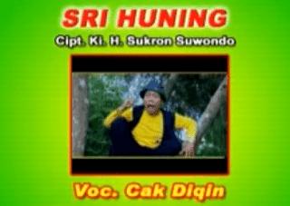 Lirik Lagu Sri Huning