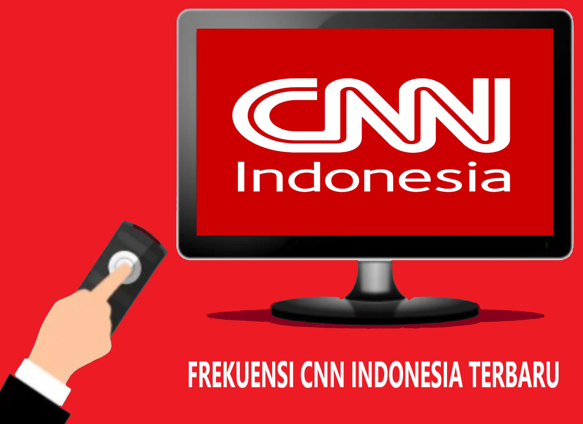 Frekuensi CNN Indonesia Terbaru Di Telkom 4 Update 2020