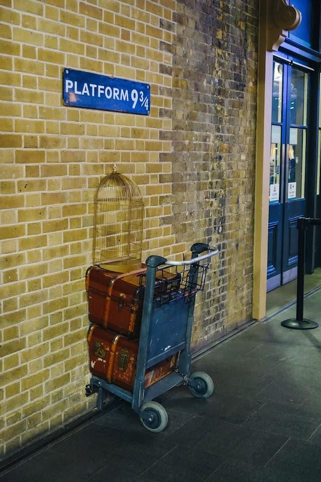 キングス・クロス駅(King's Cross station)