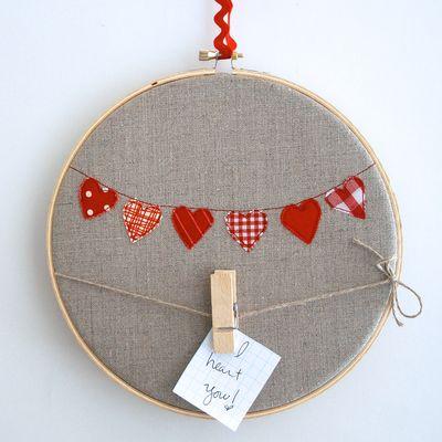 Valentines Embroider