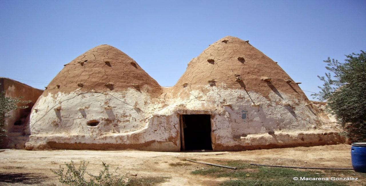 casas colmena de mesopotamia
