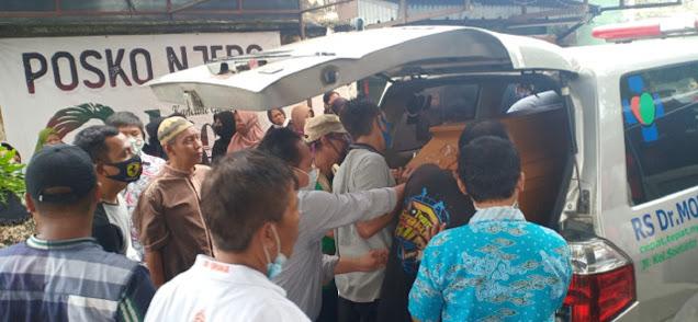 Warga Solo Kaget, Istri Pemilik Posko Relawan Gibran-Teguh Tewas