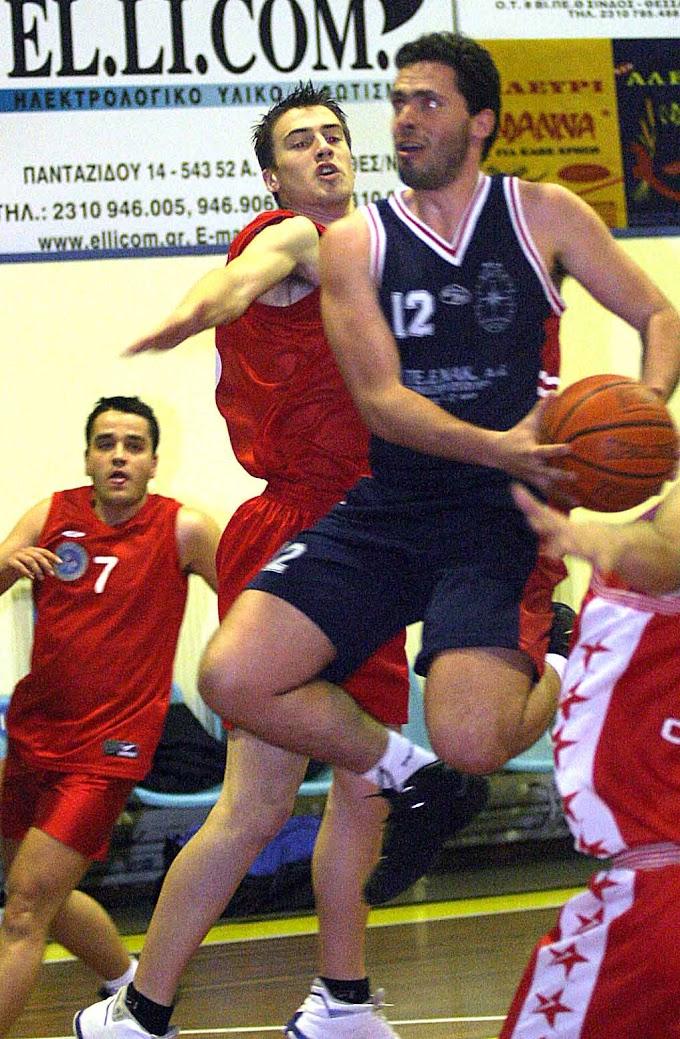 Ρετρό: Φωτορεπορτάζ από τον αγώνα Ζέφυρος-Νέστωρ για τη Β΄ ΕΚΑΣΘ ανδρών την περίοδο 2003-2004