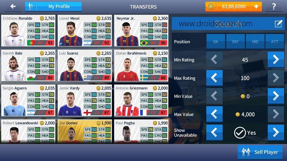 Dls 17 mod apk data obb   Download Dream League Soccer 2019 MOD APK