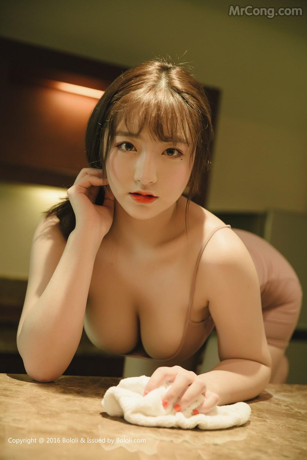 Image BoLoli-2017-02-14-Vol.022-Mang-Guo-MrCong.com-005 in post BoLoli 2017-02-14 Vol.022: Người mẫu Mang Guo (芒果) (40 ảnh)