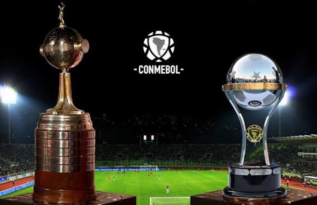 Inter ainda não sabe qual competição disputará em 2020 Divulgação / Conmebol