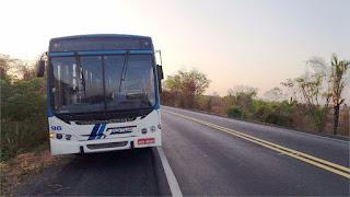 Governo proíbe circulação de transporte intermunicipais a partir de terça-feira (7)
