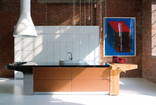 THE MOST UNUSUAL KITCHEN ISLAND DESIGN IDEAS