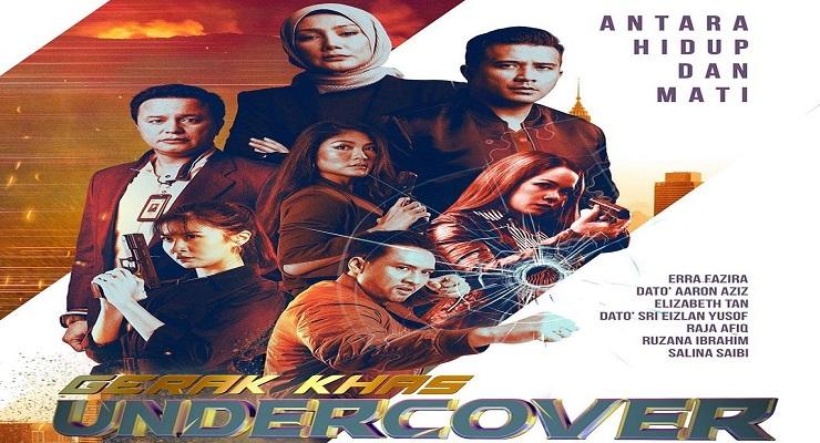 Drama Gerak Khas Undercover 2