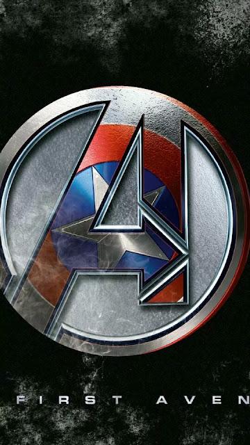 captain america logo hd