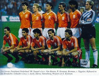 Soccer Nostalgia