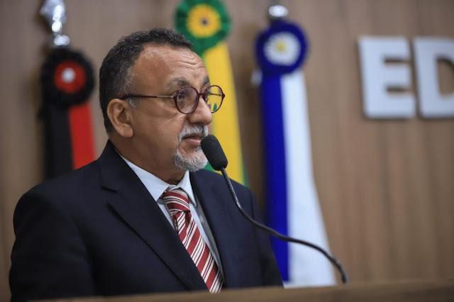 Vereador de Patos, Zé Gonçalves é umas das opções do PT para disputar vaga na Assembleia em 2022