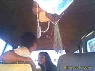 Pasahero Kinantot ni Mamang Driver ng Van