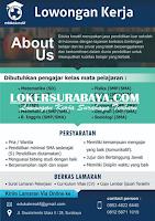 Lowongan Kerja Surabaya di Eduka Kreatif Juli 2020