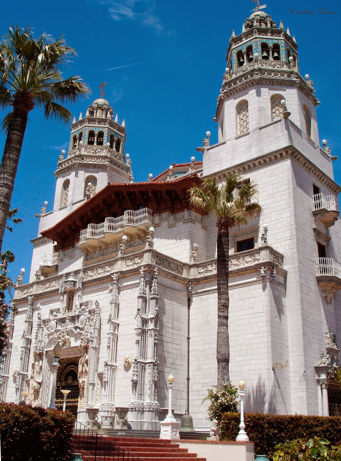 hearst castle california one highway