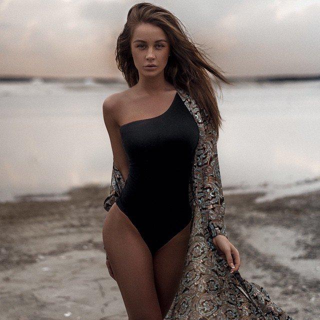 Olga Chocolate, la modelo rusa que es la sensación