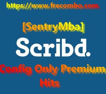 [SentryMba]Scribd.com Config Only Premium Hits