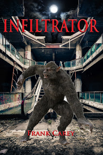 Infiltrator by Frank Carey cover image