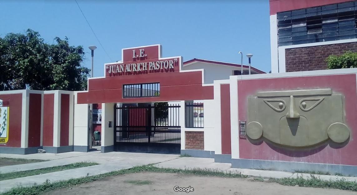 Colegio JUAN AURICH PASTOR - Batan Grande