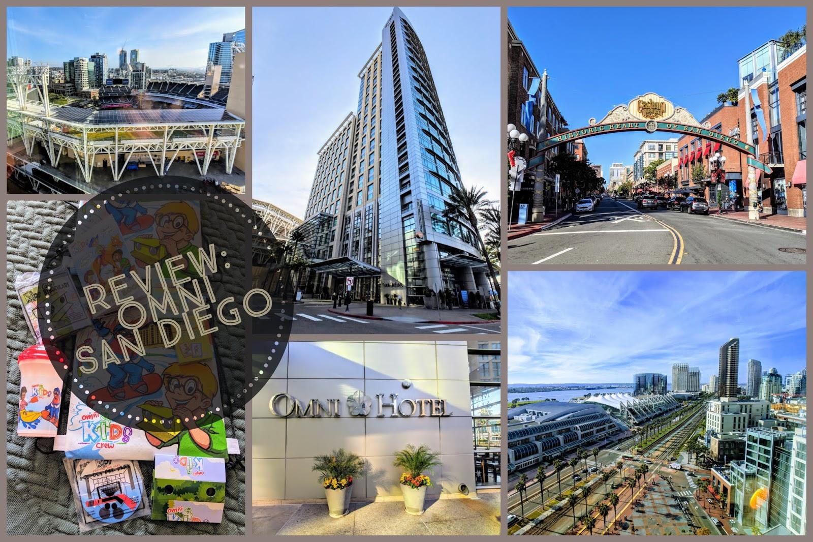 Review Omni San Diego Hotel