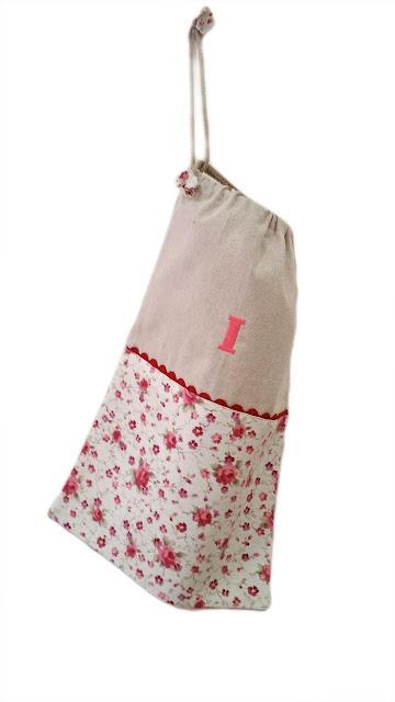 mochila textil