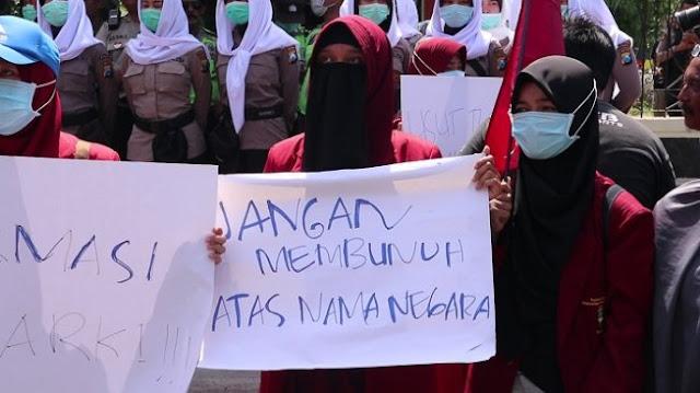 2 Mahasiswa Tewas, Aktivis Muhammadiyah: Kami Tuntut Kapolri Tito Mundur!