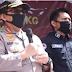 Polisi gagalkanr penyelundupan sabu, modus ekspedisi sembako