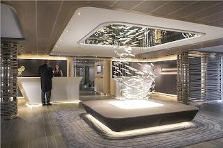 Ship interiors