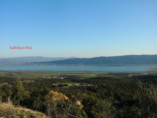 Αποτέλεσμα εικόνας για Λιμνη Βολβη Εμβόλιμα Νέα