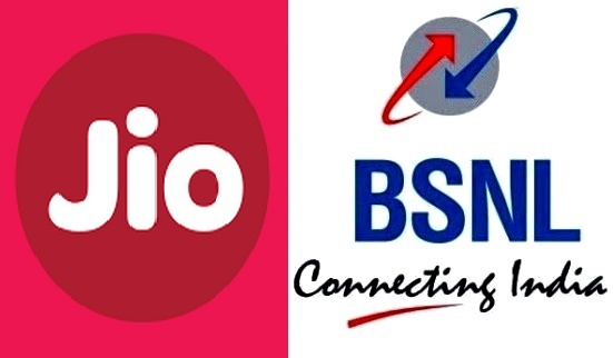 BSNL signed PAN India Intra Circle Roaming with Reliance Jio, BSNL customers to get Jio's 4G Service while Jio customers to get BSNL's 2G Service  for Voice Calls