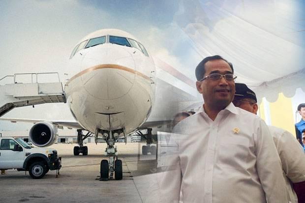 Menhub: Harga Tiket Pesawat Bukan Urusan Saya