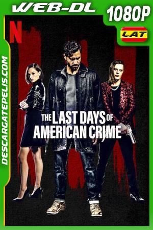 Los últimos días del crimen (2020) 1080p WEB-DL Latino – Ingles